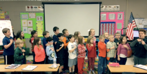 EEE News with Mrs. Williams' 2nd Grade Class