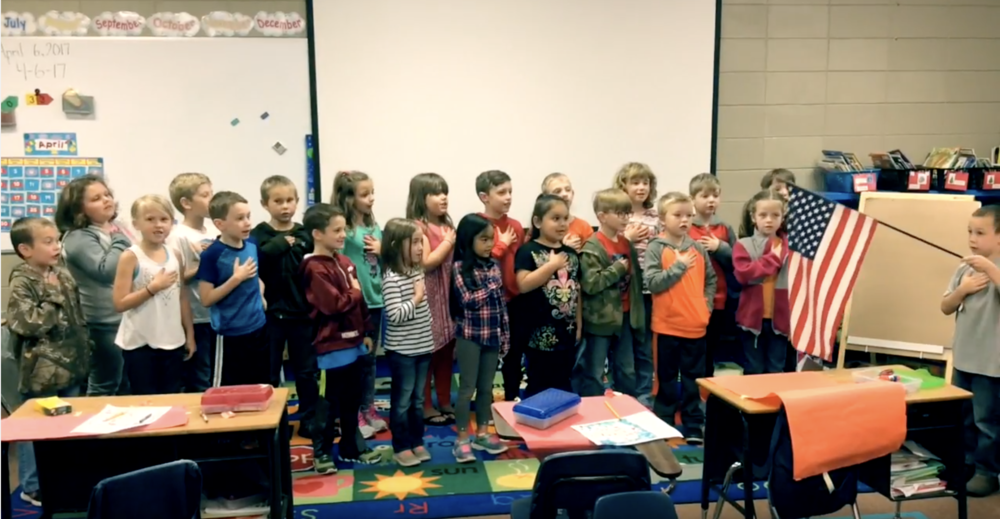 EEE News with Mrs. Crain's 1st Grade Class