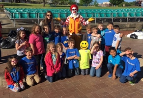 SES Is Top Pop Tab Collector for Ronald McDonald House