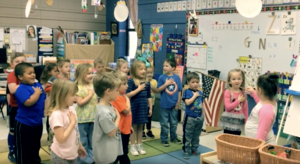 EEE Friday Announcements with Mrs. Clay's PreK Class