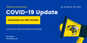 COVID-19 Update: End-of-Year Guidance for Schools