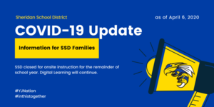 COVID-19 Update: Information for Parents