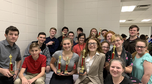 SHS Debate Team Wins Several Awards at Russellville Tournament