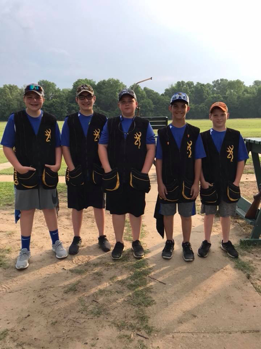 state qualified Jr. Trap Team.