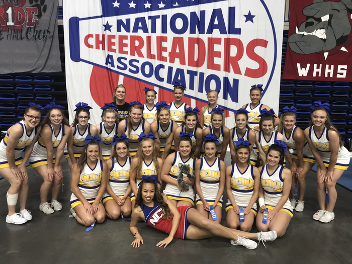 NCA Cheer Camp