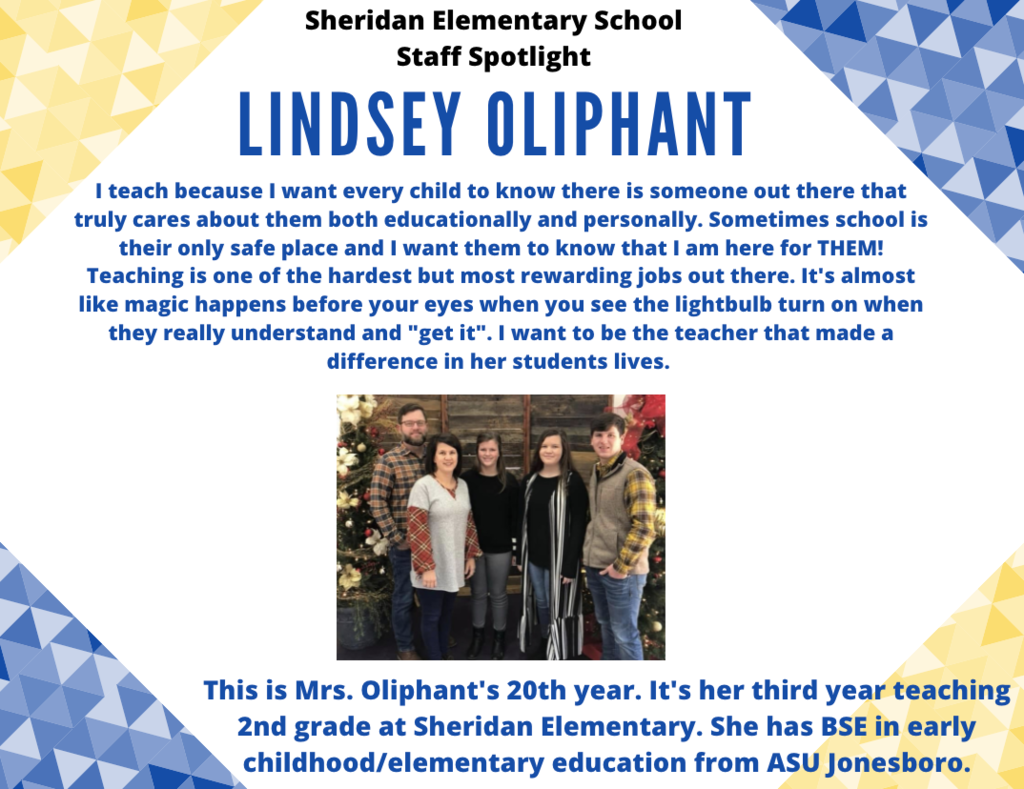 Lindsey Oliphant, 2nd Grade Teacher