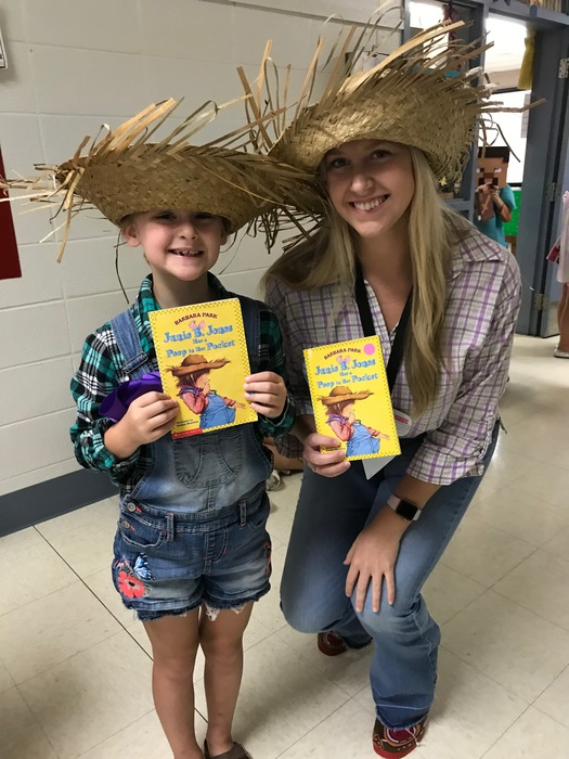 EEE Book Character Parade