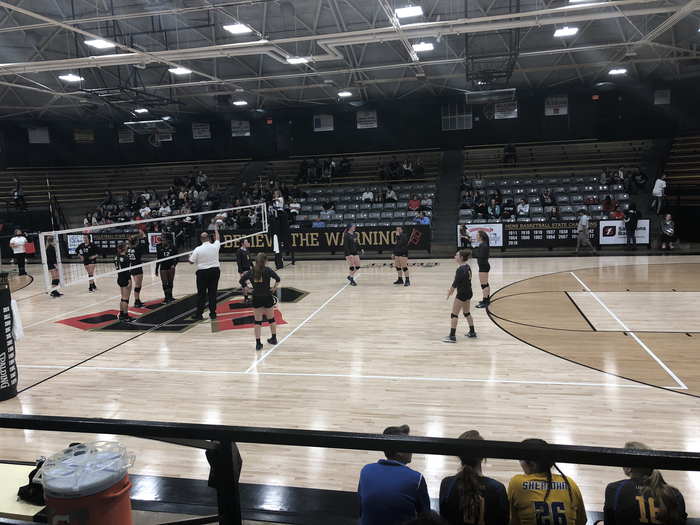 2018 5A State Tournament