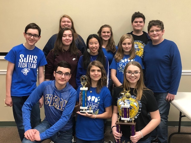 SJHS 8th & 9th Quiz Bowl