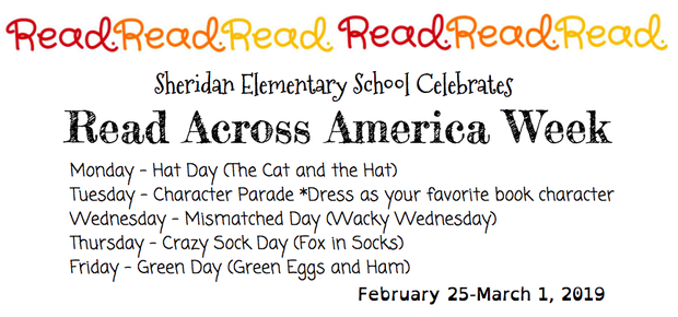 Read Across America Week