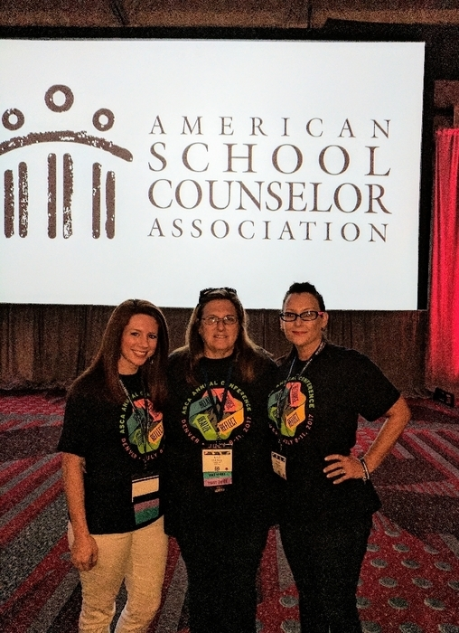 SHS Counselors at American School Counselor Association
