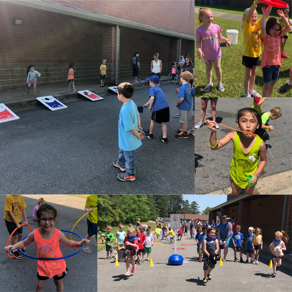 Kindergarten Field Day 2019