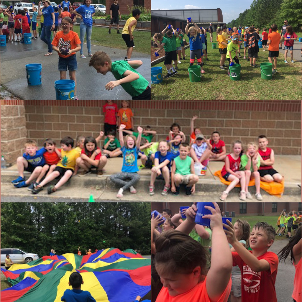 2nd grade Field Day 2019