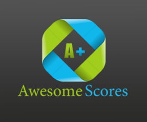 A+ Awesome scores logo