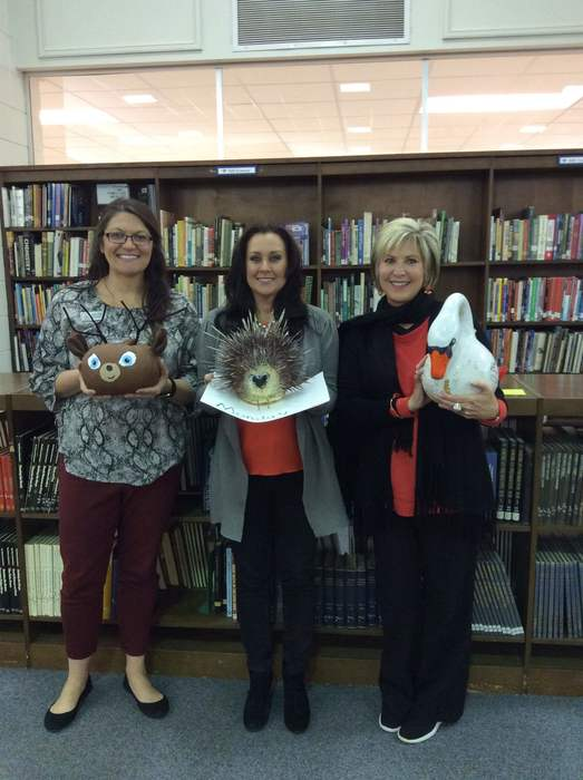 Pumpkin Decorating Contest Winners