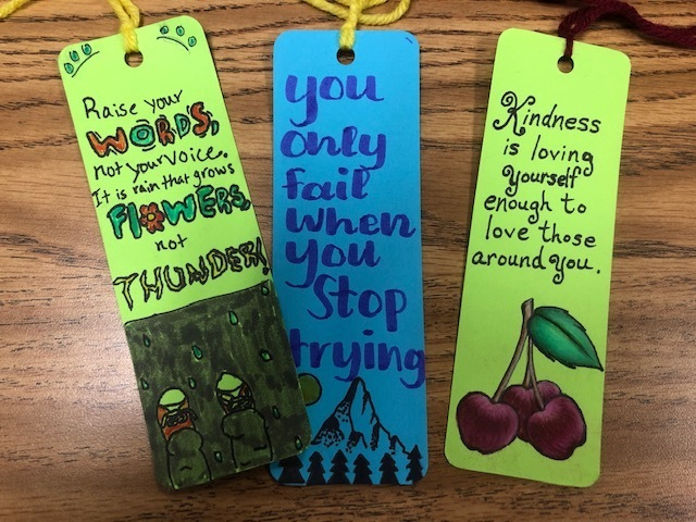Random Acts of Kindness Bookmarks