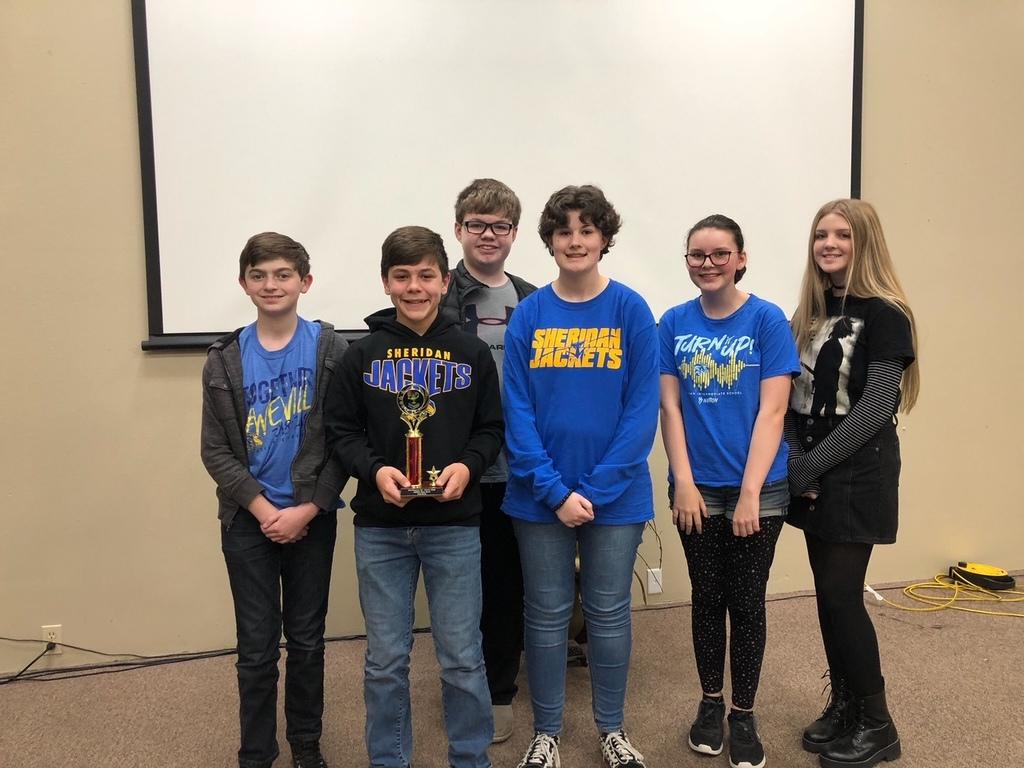 SMS Quiz Bowl Team