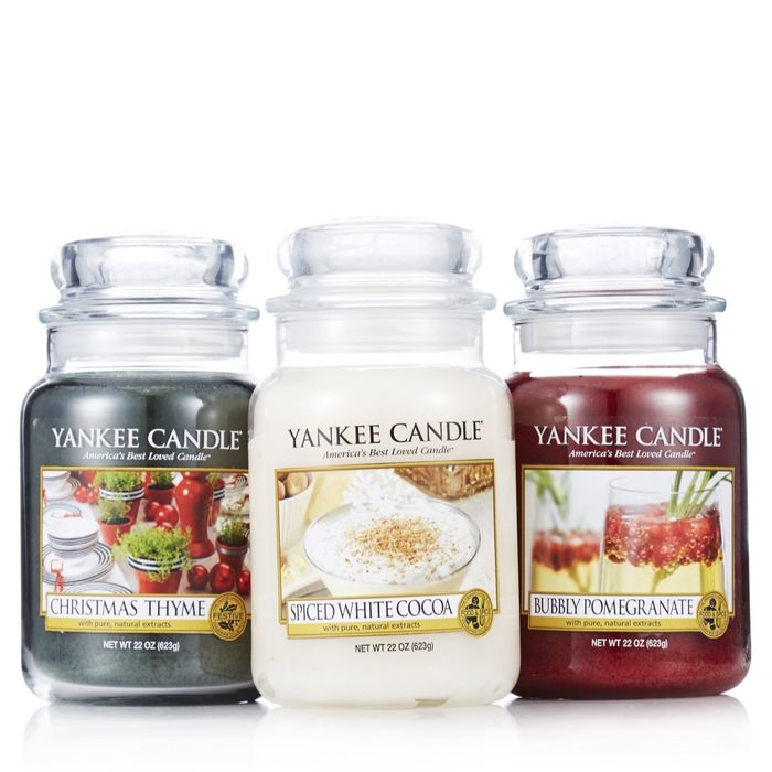 SJHS Yankee Candle Fundraiser