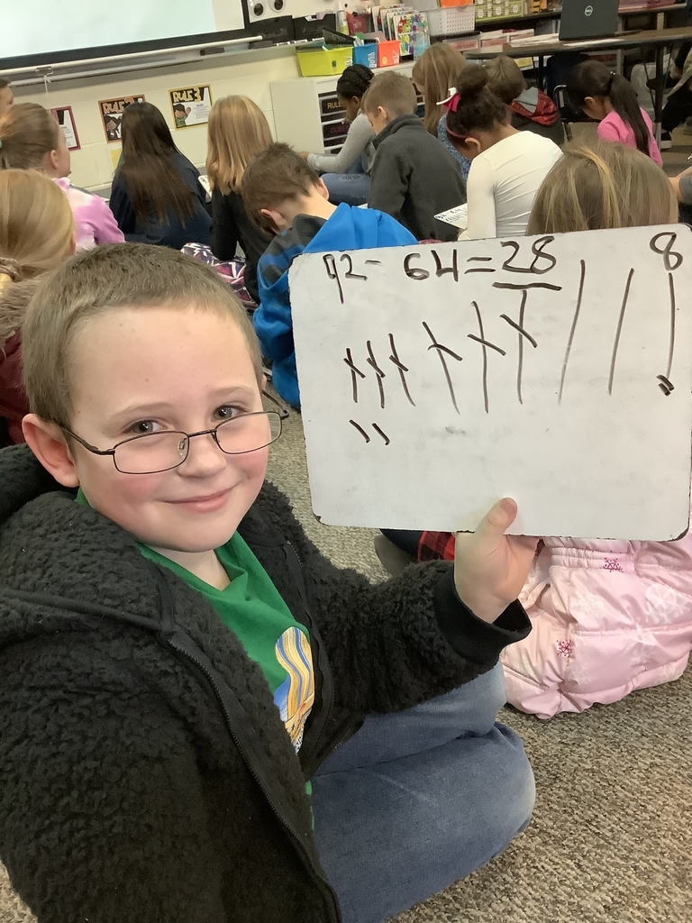 Solving subtraction problems