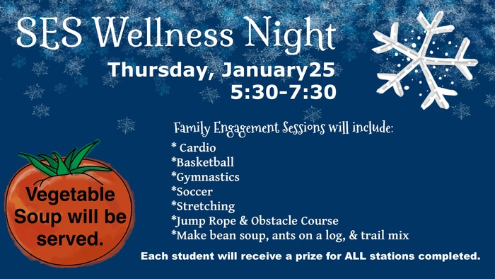 wellness Jan. 15-19