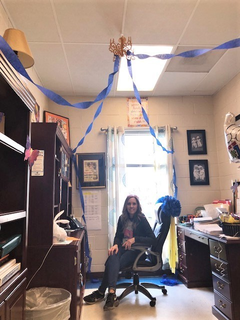 Mrs. Christy Daniels, SMS Counselor