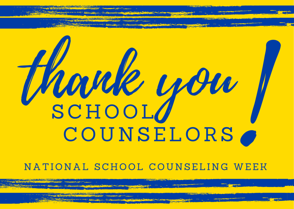 Image for National School Counseling Week