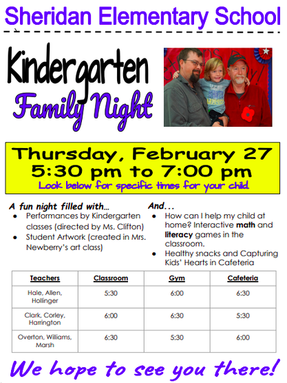 K Family Night