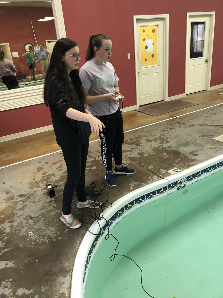 SMS SeaPerch Practice