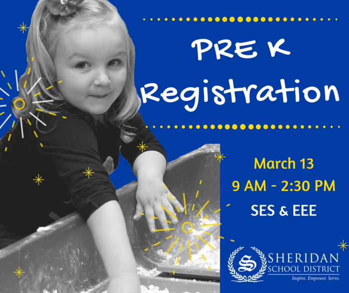 Image for Pre K Registration