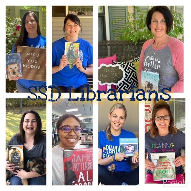 SSD Librarians