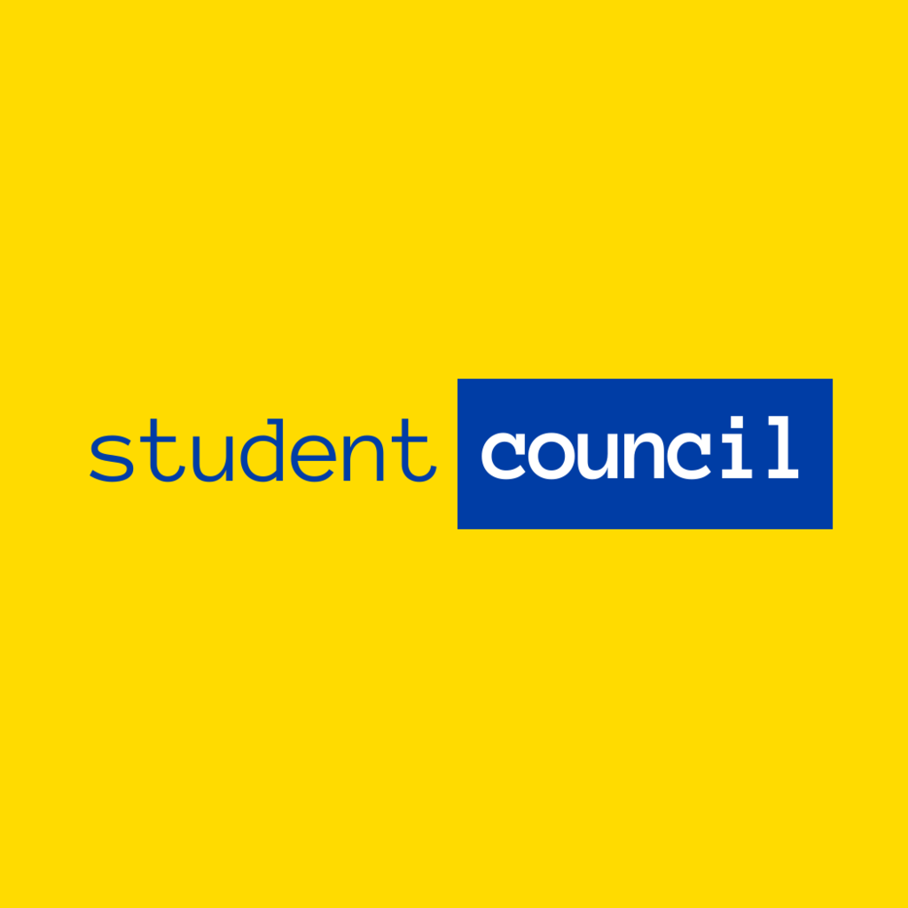 Image that says Student Council