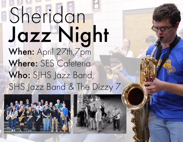 Image for Sheridan Jazz Night