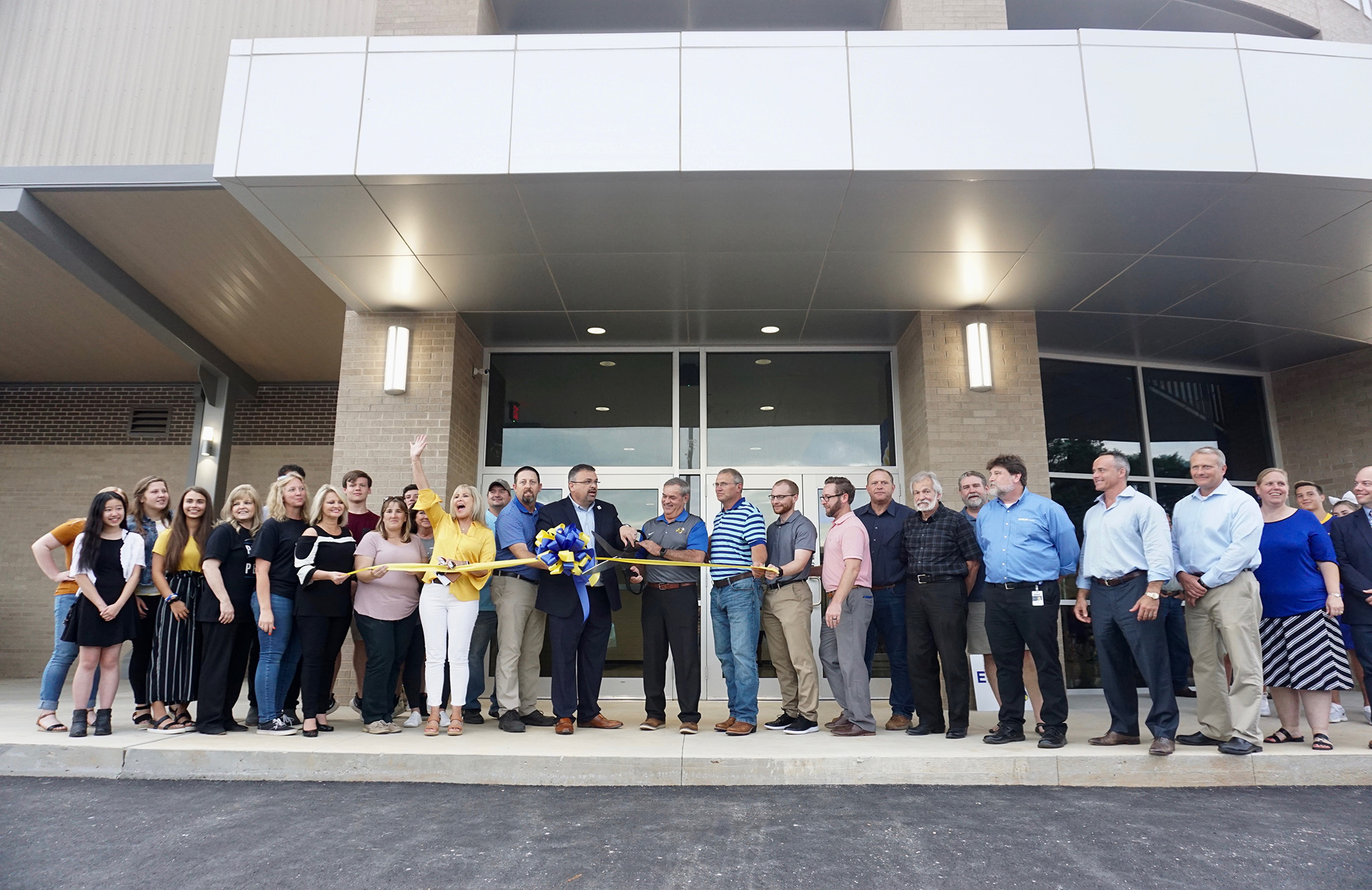 Picture of Ribbon Cutting Ceremony