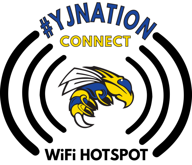 Image that says YJNation Connect