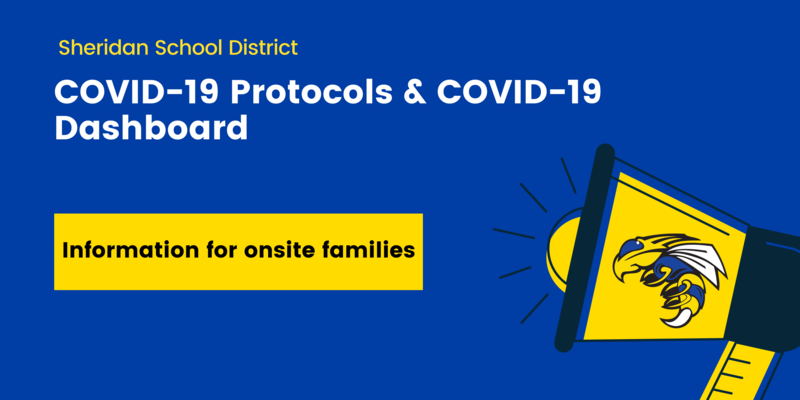 COVID-19 Protocols and COVID-19 Dashboard