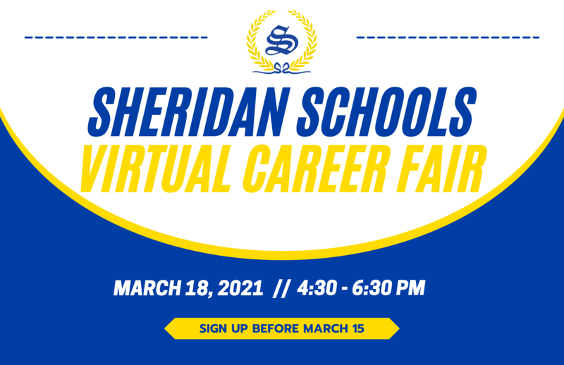 Register for our Virtual Career Fair on March 18