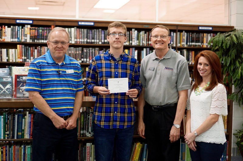 Alex Norris is Named a Commended Student in the 2018 National Merit Scholarship Program
