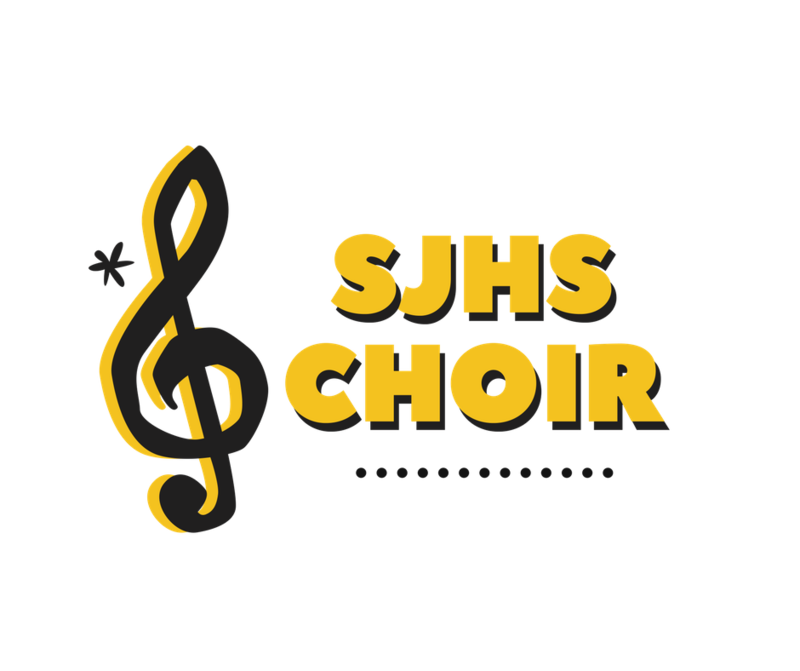 24 SJHS students recently selected to participate in the All-Region choir clinic