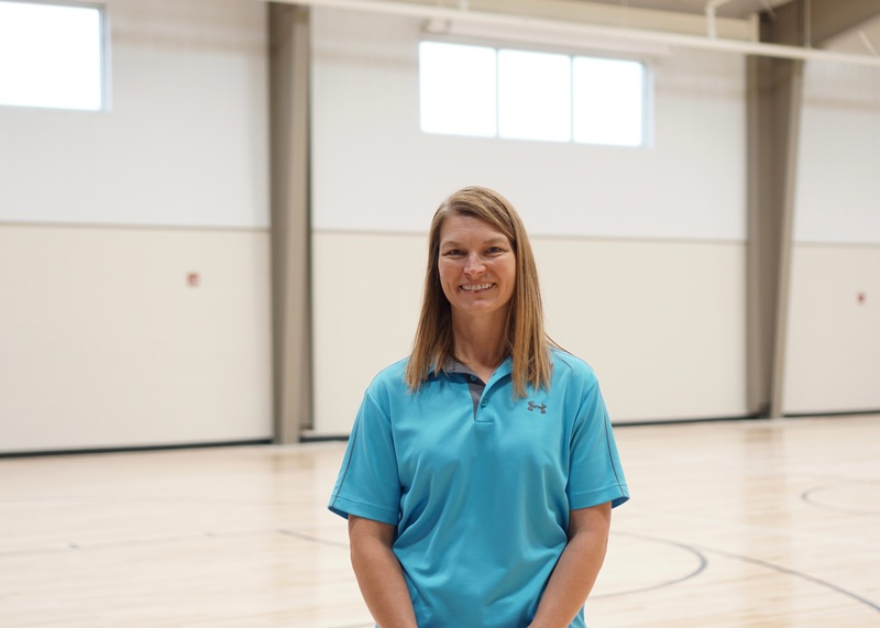 Rhonda Bell Named Middle School Physical Education Teacher of the Year