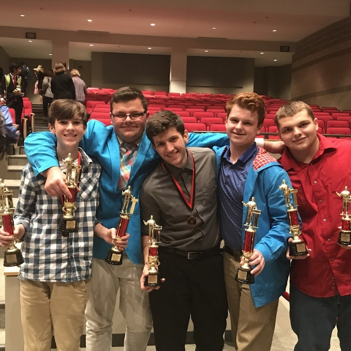 Debate Team earns several awards