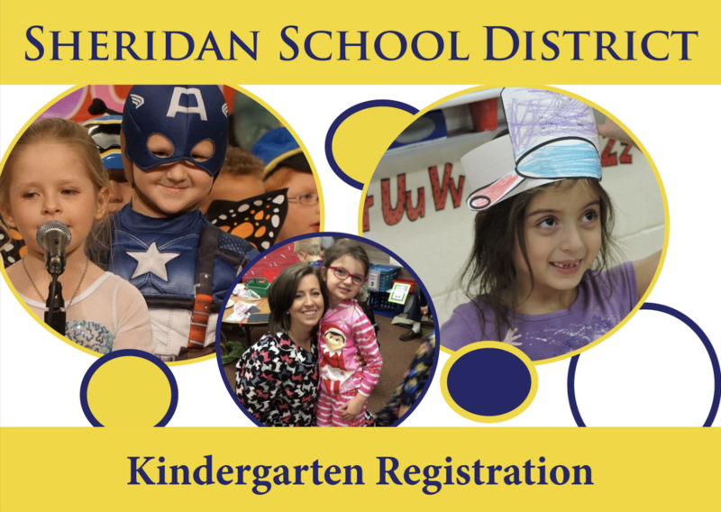 Sheridan School District Kindergarten Round Up 2016-17