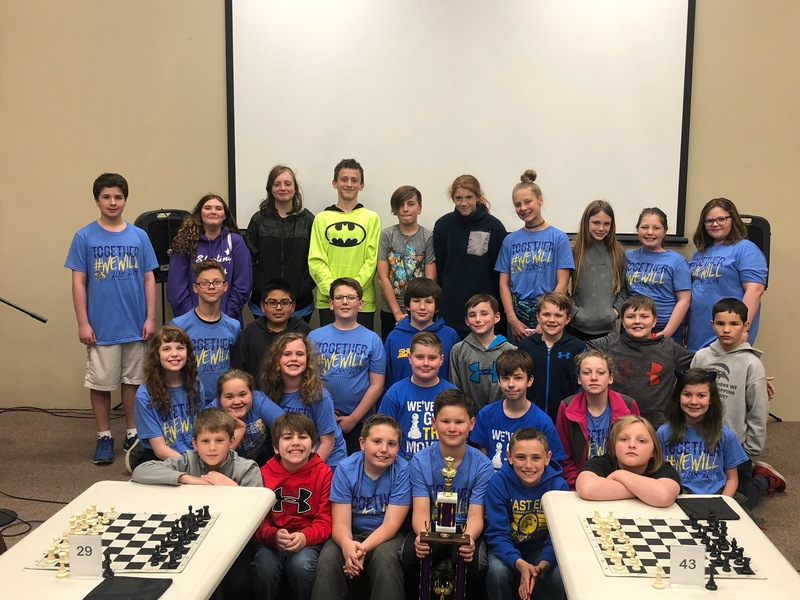 EEI Chess Team Wins First Place in Chess Tournament!