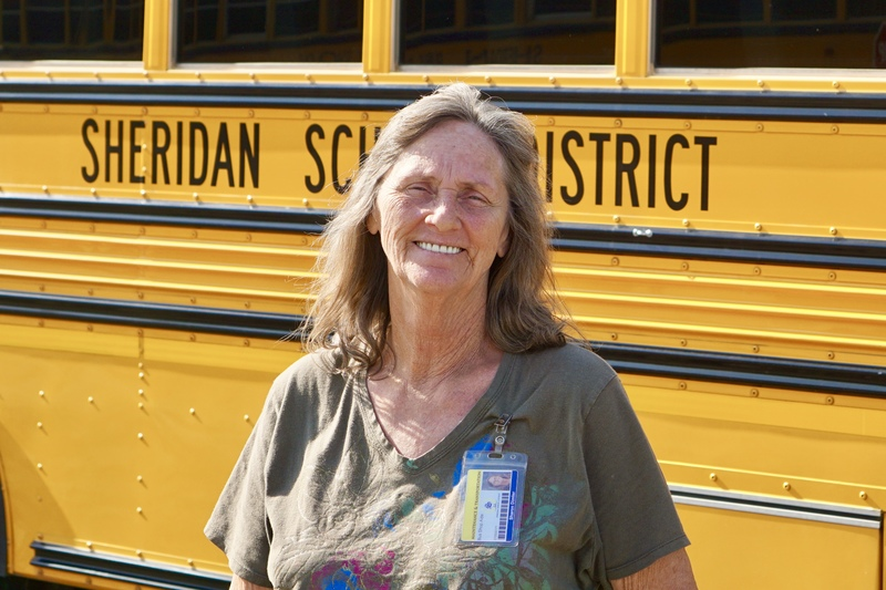 'Momma Sharon' Retires After 31 Years with the Sheridan School District