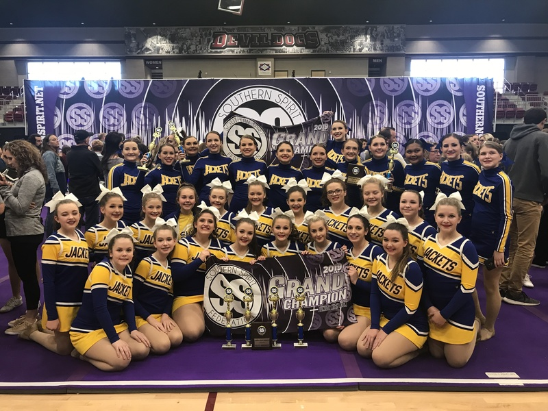 Jackettes Win Big in Morrilton Competition